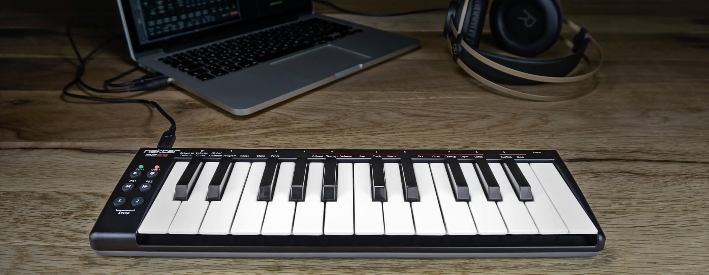 MIDI-клавиатура Nektar SE25