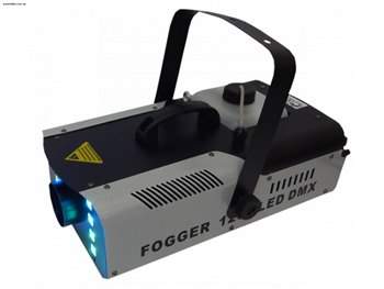 Генератор дыма FREE COLOR SM023 LED FOG MACHINE 1200 W